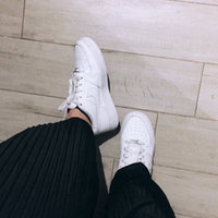 NIKE Women's Air Force 1 Low Basketball Shoe, White - 7.5 uploaded by Albani S.
