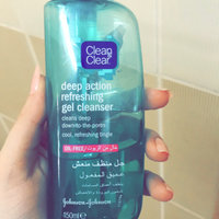 Clean & Clear® Deep Action Refreshing Gel Cleanser uploaded by Bayan r.