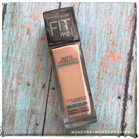 Maybelline Fit Me® Matte + Poreless Foundation uploaded by Lucy R.