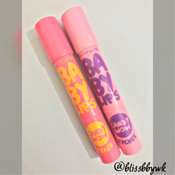 Photo of Maybelline Baby Lips Candy Wow uploaded by Wardah K.