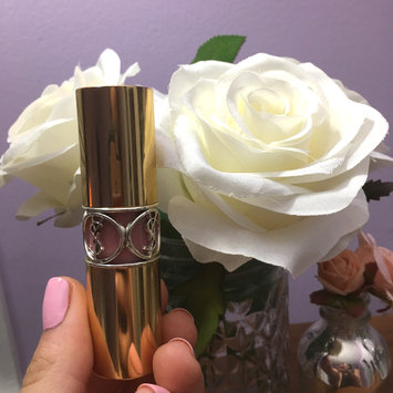 Photo of Yves Saint Laurent Rouge Volupté Silky Sensual Radiant Lipstick SPF 15 uploaded by Eden M.
