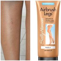 Travel Size Sally Hansen Airbrush Legs Spray-on Medium Glow (0.75 Oz ) Travel Size. uploaded by Poogha T.