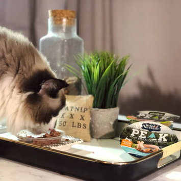 Photo of Rachael Ray™ Nutrish® PEAK Ultra Premium Wet Food for Cats Wetlands™ Recipe With Real Chicken & Duck in Hearty Gravy uploaded by Amanda S.