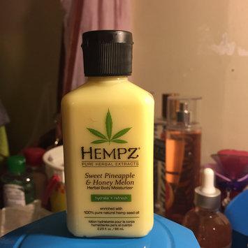 Photo of Hempz Sweet Pineapple & Honey Melon Moisturizer uploaded by Taylor F.
