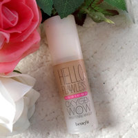 Benefit Cosmetics Hello Flawless Oxygen Wow! Liquid Foundation uploaded by Sara ..