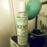 Alba Botanica Acnedote™ Deep Clean Astringent uploaded by Becca A.