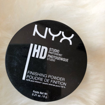 Photo of NYX Studio Finishing Powder uploaded by Emma R.