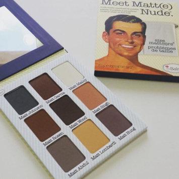 Photo of theBalm Meet Matt(e) Nude® Nude Matte Eyeshadow Palette uploaded by S A.