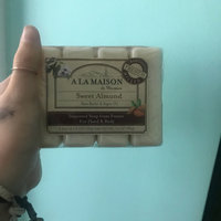 A La Maison Solid Bar Soap, Sweet Almond, 8.8 Ounce uploaded by Cayleen C.