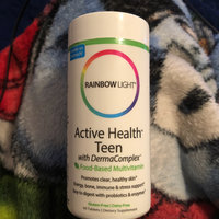 Rainbow Light Active Health Teen Tablets - 90 CT uploaded by Christina W.