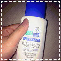 Sebamed Clear Face Deep Cleansing Facial Toner uploaded by Princess E.