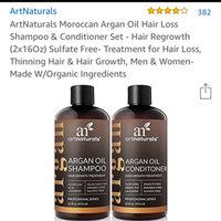 Marc Anthony Grow Long Caffeine Ginseng Shampoo uploaded by Cristina G.