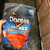 Doritos®  Jacked  Ranch Dipped Hot Wings Flavored Tortilla Chips uploaded by Heather F.