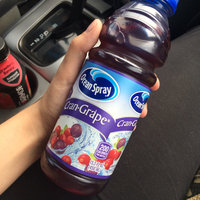 Ocean Spray Cran Grape Grape Cranberry Juice Drink uploaded by Haley P.