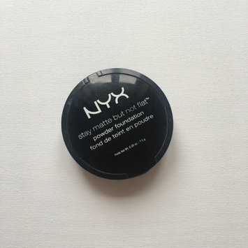 Photo of NYX Stay Matte But Not Flat Powder Foundation uploaded by Phoebe S.