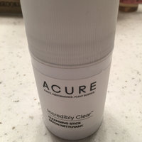 Incredibly Clear Cleansing Stick Acure Organics 2 oz Stick uploaded by Stephanie S.