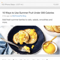 MyFitnessPal  uploaded by Jade L.