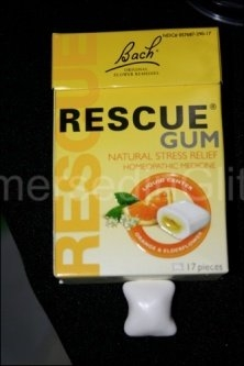 Rescue® Remedy  Natural Stress Relief Gum uploaded by Tia S.