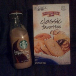 Photo of Starbucks Frappuccino Light Mocha Coffee Drink uploaded by Abby N.