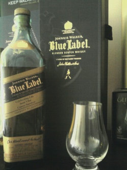 Photo of Johnnie Walker Blue Label Blended Scotch Whiskey uploaded by Arlene V.