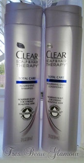 Clear Scalp & Hair Beauty Therapy Frizz-Control Nourishing Daily Conditioner uploaded by Shane M.