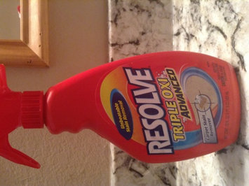 Resolve Triple Oxi Advanced Spot Carpet Stain Remover uploaded by DAsia W.