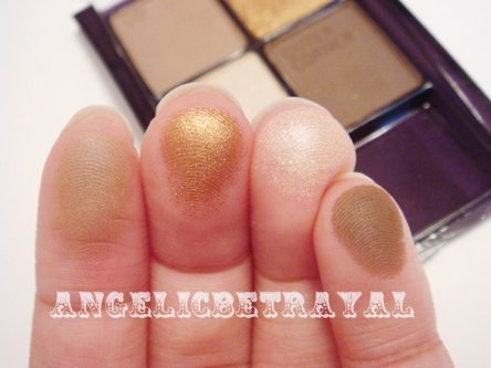 Maybelline Chai Latte Quad  uploaded by Kar Yi L.