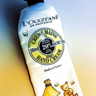 L'Occitane Shea Butter Hand Cream uploaded by Melissa T.