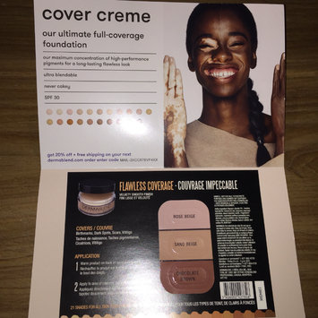 Photo of Dermablend Professional Cover Creme uploaded by Rachel d.