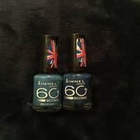 Rimmel London 60 Seconds Super Shine Nail Polish uploaded by Sincerely, Sarah E.