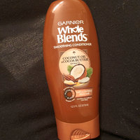 Garnier Whole Blends Coconut Oil & Cocoa Butter Extracts Smoothing Conditioner uploaded by Dyamond W.