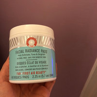 FIRST AID BEAUTY Facial Radiance Pads uploaded by Amanda S.