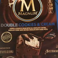 Magnum® Double Cookies & Cream Ice Cream Bars 3 ct Box uploaded by Stephanie R.