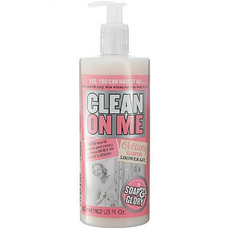 Soap and Glory  uploaded by Dylan E.