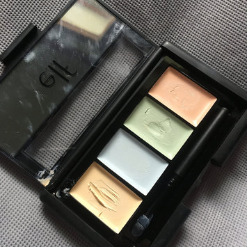 Photo of e.l.f. Corrective Concealer uploaded by Taylor Z.