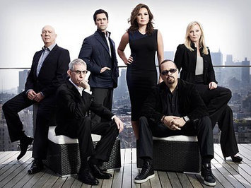 Photo of Law & Order: SVU  uploaded by Robyn B.