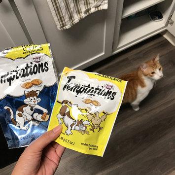 Photo uploaded to TEMPTATIONS™ MixUps Treats For Cats Catnip Fever Cat Treats by Samantha S.