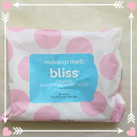 bliss Makeup Melt™ Wipes uploaded by Rosa Y.