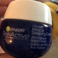 Garnier SkinActive Miracle Anti-Fatigue Sleeping Cream uploaded by Wendy C.