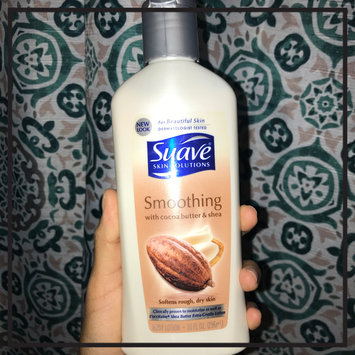Photo of Suave® Smoothing with Cocoa Butter & Shea Body Lotion uploaded by Stephanie S.