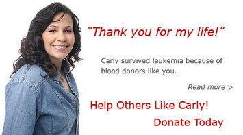 New York Blood Center  Charity Organization uploaded by Connie F.
