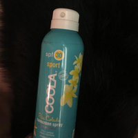 COOLA Travel Size SPF 30 Tropical Coconut Organic Sunscreen Spray uploaded by Amy E.