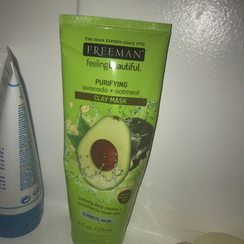Photo of Freeman Facial Masque Clay Avocado and Oatmeal uploaded by moni U.