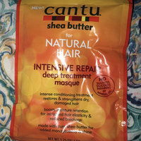 Cantu Shea Butter for Natural Hair Intensive Repair Deep Treatment Masque Packette uploaded by kelsie 🌸.