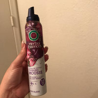 Herbal Essences Tousle Me Softly Tousling Hair Mousse uploaded by Joanna A.