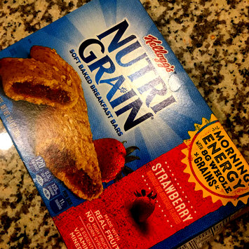 Photo of Kellogg's® Nutri-Grain® Cereal Bars Strawberry uploaded by Johanna B.