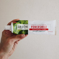 JĀSÖN Powersmile® Whitening Toothpaste Powerful Peppermint uploaded by Amanda R.
