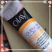 Olay Quench Ultra Moisture Body Lotion uploaded by Kerri D.