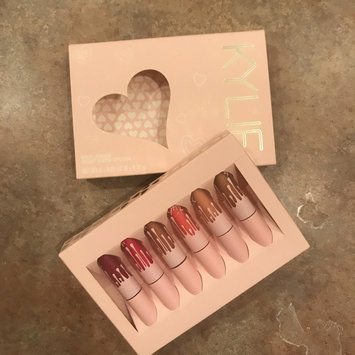 Photo of Kylie Cosmetics Birthday Collection uploaded by Alyssa F.