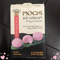 Mikawaya Mochi Ice Cream Strawberry - 6 CT uploaded by Jesenia E.